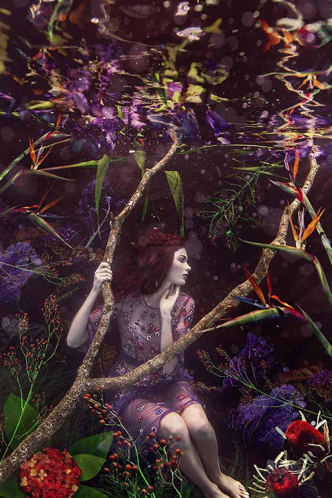 "Photograph Beth Mitchell. ""Ariadne"" [Digital Photography, Nikon D810]"