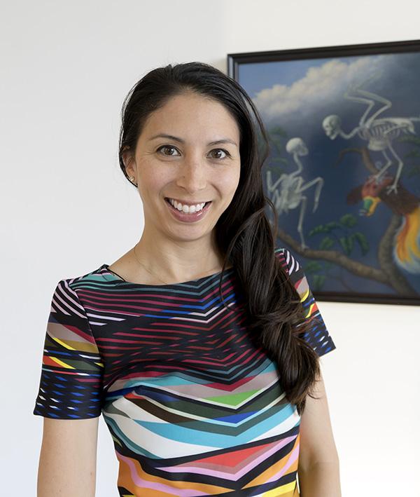 Kim Larson - Modern Eden Gallery Director - Beautiful Bizarre Art Prize 2020 - Jury Panel
