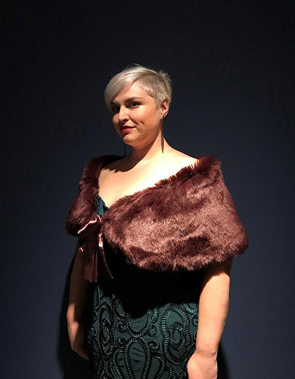 Rachael Persons - NERAM Director - Jury Panel - 2020 Beautiful Bizarre Art Prize