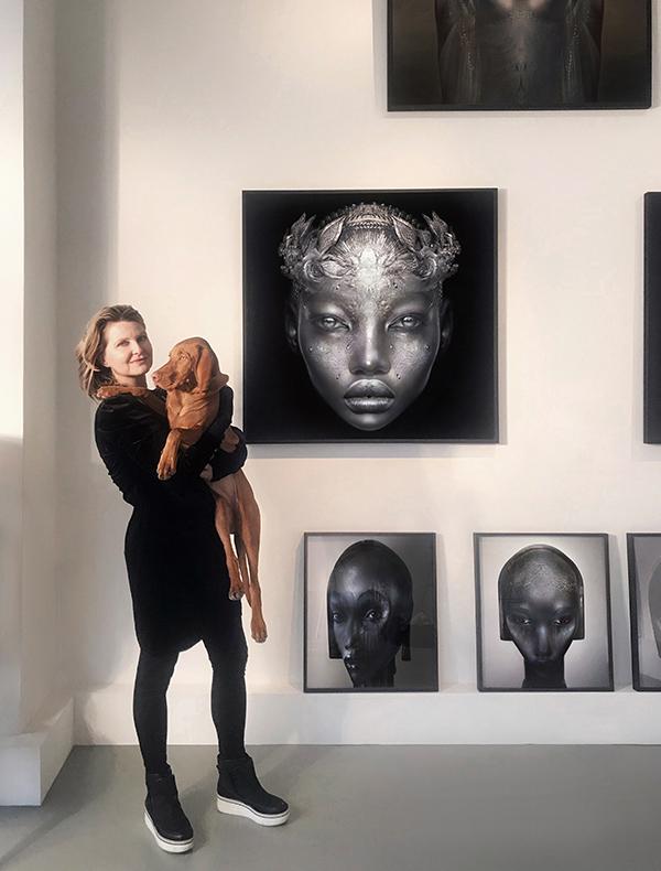 Ingrid Baars - Beautiful Bizarre Art Prize - Jury Panel - photography photographer