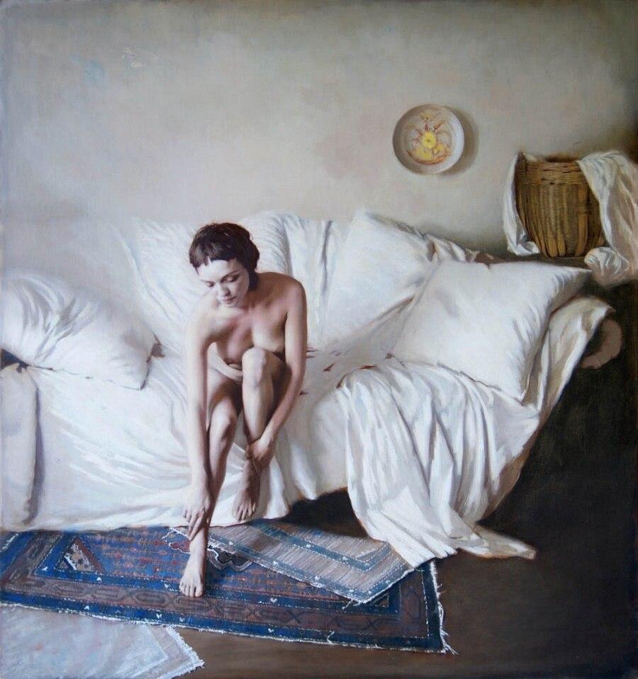 Honourable Mention Beautiful Bizarre Art Prize 2021, Carla Paine