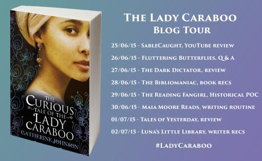 Caraboo Blog Tour Poster v5