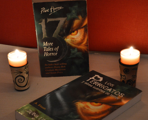 UK and Spanish editions of 13 more tales