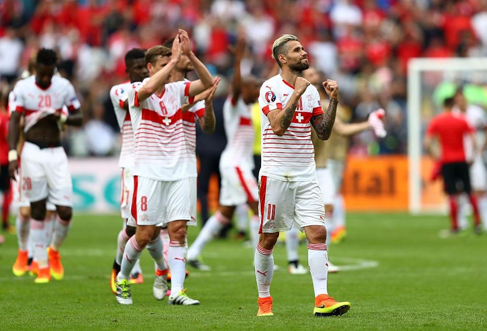 Switzerland vs Albania
