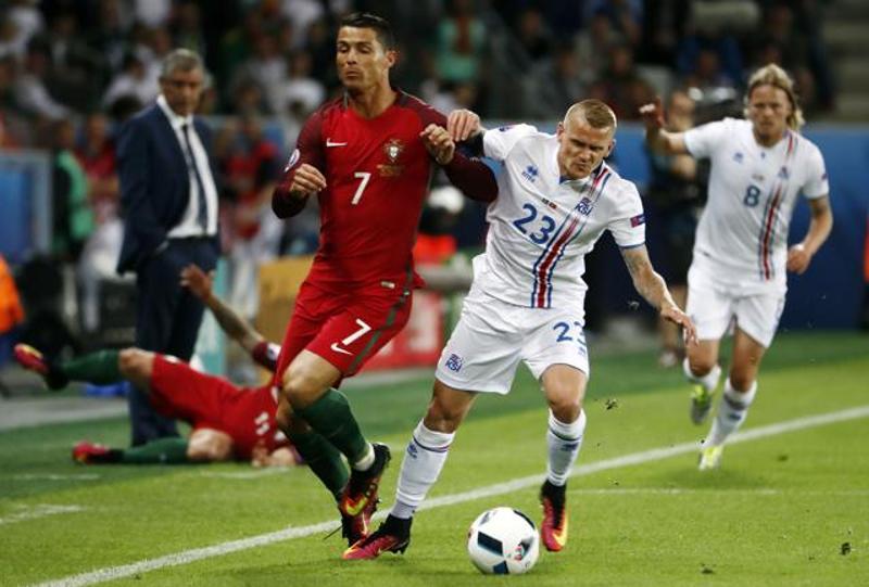 Cristiaon Ronaldo Euro 2016