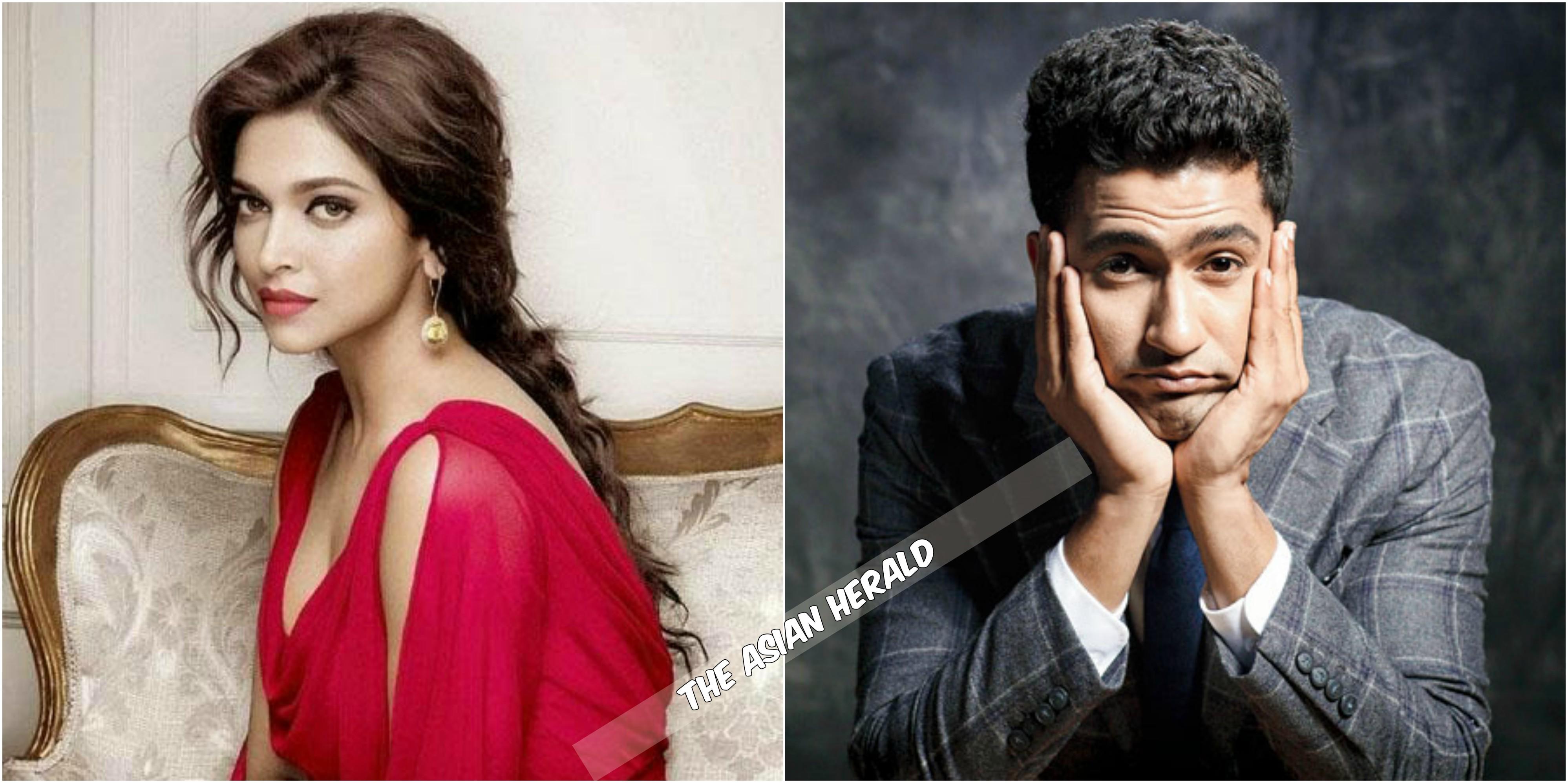 Deepika Padukone refused Vicky Kaushal for Rani Padmavati - The Asian Herald