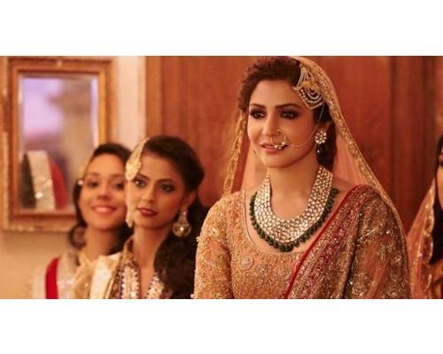 Flawless Makeup Anushka Sharma