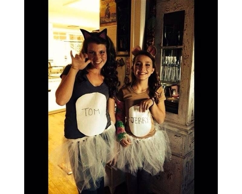 Halloween outfit idea