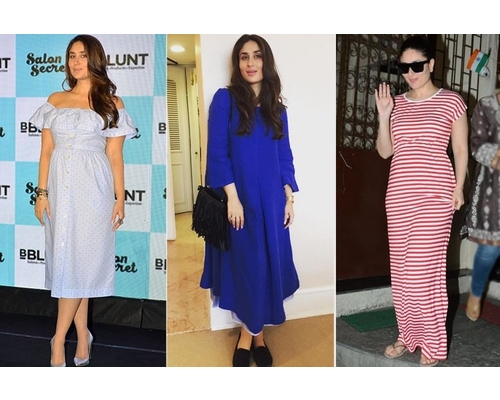 Kareena Kapoor Pregnancy Style