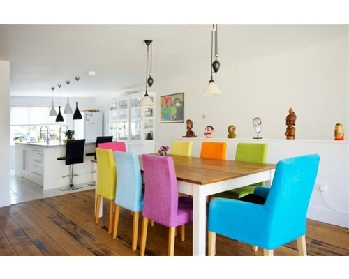 Pop up dining chairs