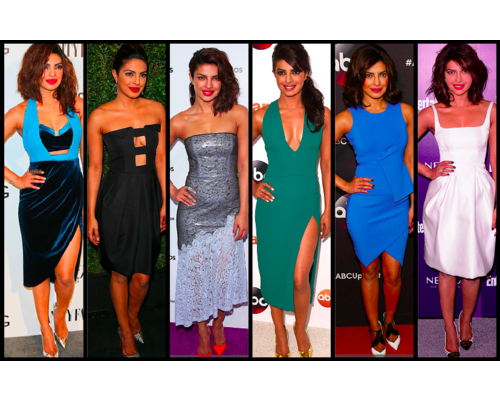 Priyanka Chopra Fashion Guide