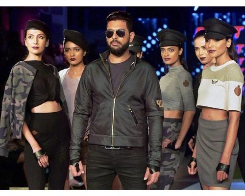 Yuvraj Singh launches YWC