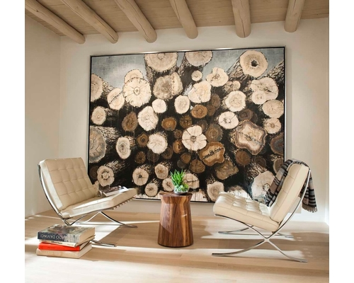 Decorate the Feature Wall