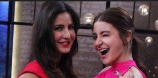 Katrina Kaif and Anushka Sharma