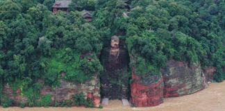 Leshan Budhha Statue