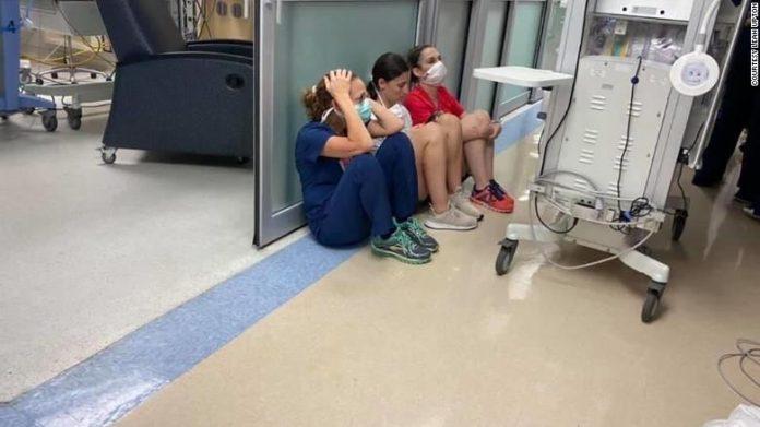 Louisiana brave nurses