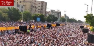 Anti-Shia Protest in Karachi