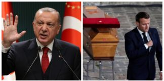 Erdogan appeals for the French ban