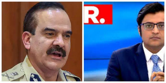 Mumbai Police vs Republic TV
