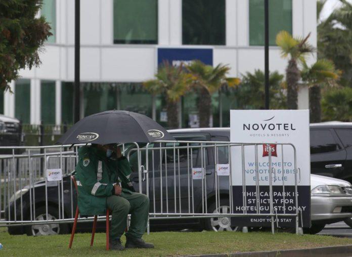 NZ Isolation Horror