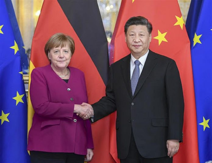 Germany blocks Chinese takeover