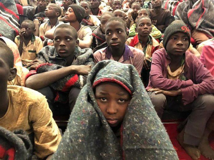Nigeria Kidnapping