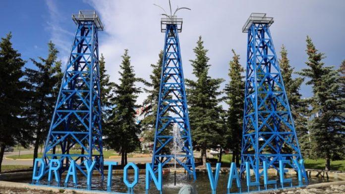 drayton-valley-sign