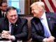China bans Trump Officials