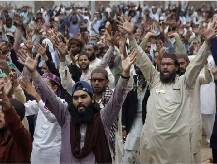 Pakistan Civil Unrest