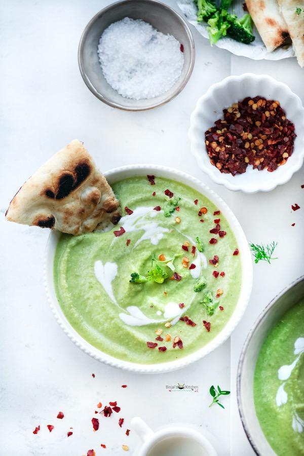 Creamy Broccoli Soup