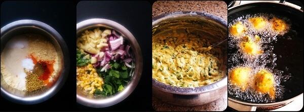 Mix Vegetable Pakora M