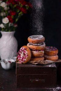 Homemade Vegan Donuts or Doughnuts Recipe