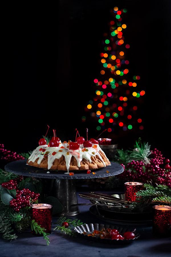 Brown Sugar Vanilla Bundt Cake