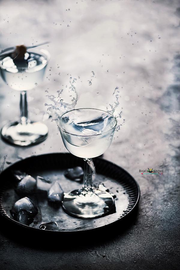 Lychee Lemonade with Coconut Water