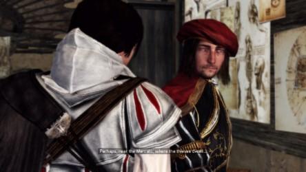 Assassin's Creed 2 Leonard Da Vinci