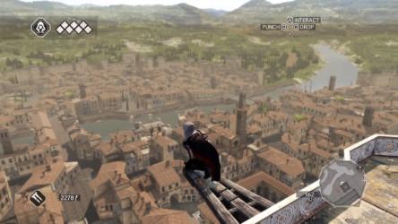 Assassins Creed 2 eagle shot