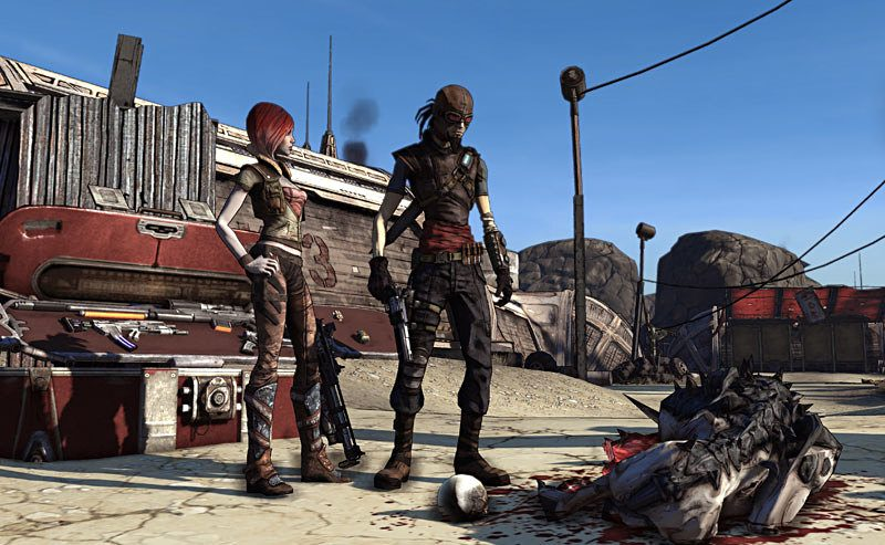 Borderlands, new borderlands, borderlands remaster, gearbox, gearbox borderlands, upcoming games, new games, latest games, gaming news, gigamax, gigamax games