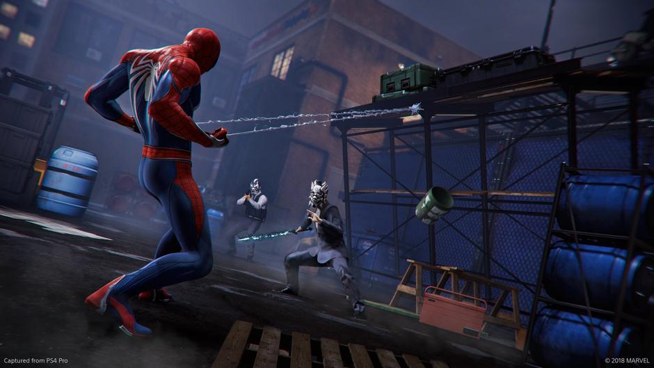 Spider-Man PS4, Spider-Man video game, Spiderman ps4, spiderman video game, nj gaming, new video games, latest video games, gigamax, gigamax games