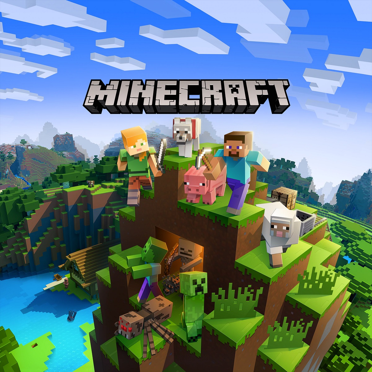 Minecraft, minecraft for free