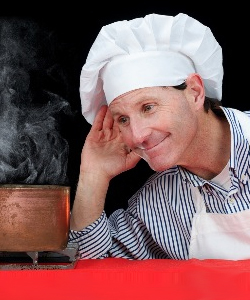 Commercial Print – Chef