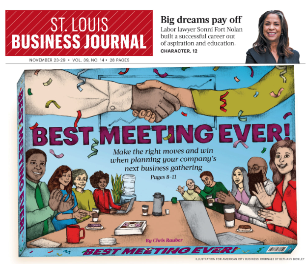 When meetings go wrong: Local planners share how they overcame potential disasters