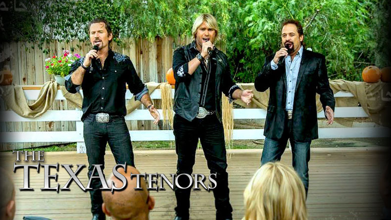 The Texas Tenors return to Hallmark's 'Home & Family'