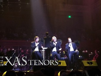 Buffalo Philharmonic Orchestra Presents The Texas Tenors