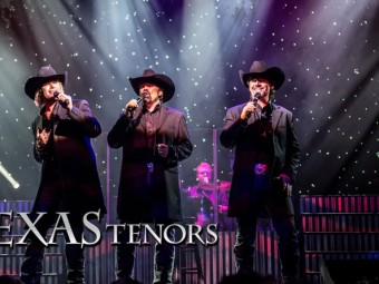 The Texas Tenors bring high energy and boundless talent to the Woodlands