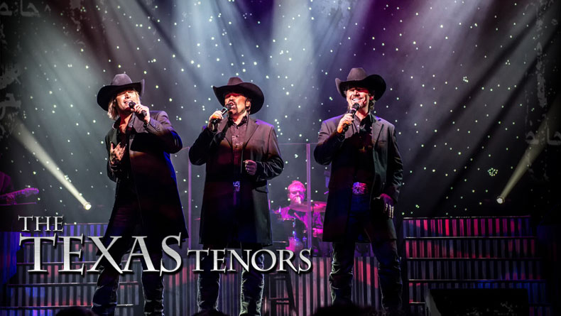 The Texas Tenors Strike a cord with fans by announcing new album, U.S. tour