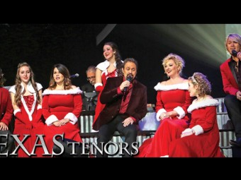 The Texas Tenors Perform for Charity in Pasadena
