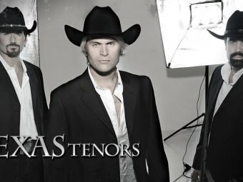 The Texas Tenors on Entertainment Tonight