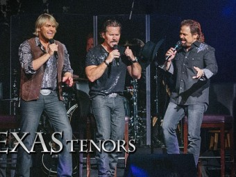 The Texas Tenors to perform at Gallagher Bluedorn