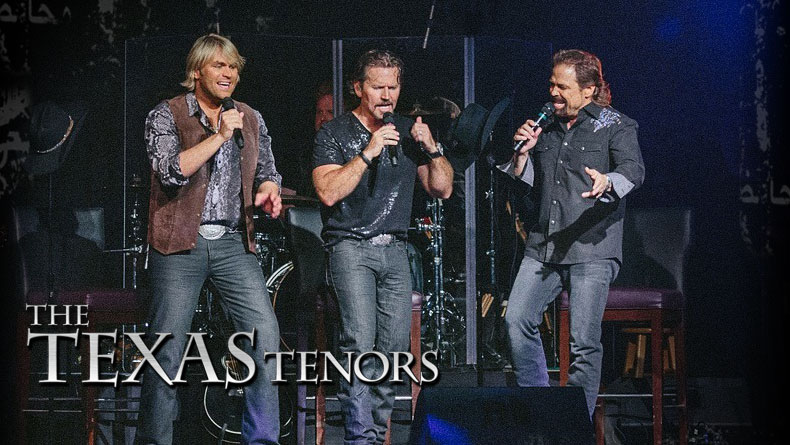 The Texas Tenors of America's Got Talent to perform at The Walker Center