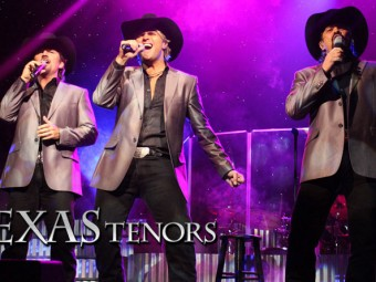 The Texas Tenors to perform at the Lied Center